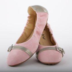 Dirma Ballerina Lady Pink / Acero